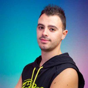 David Zazo, Profesor de baile en Leganés - ESCUELA PASOS DE BAILE