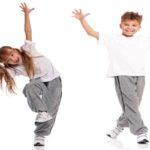 Danzas urbanas infantil