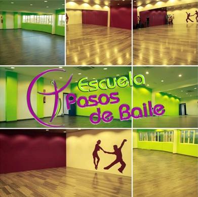 Escuela de Baile en Leganés - PASOS DE BAILE