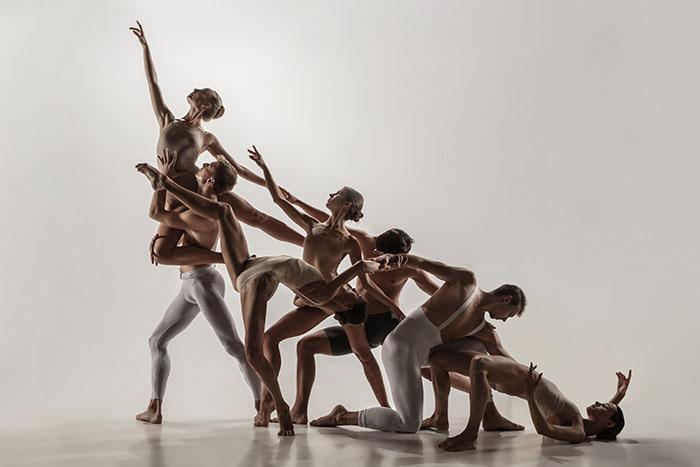 Clases de Danza Contemporanea en Leganés - ESCUELA PASOS DE BAILE