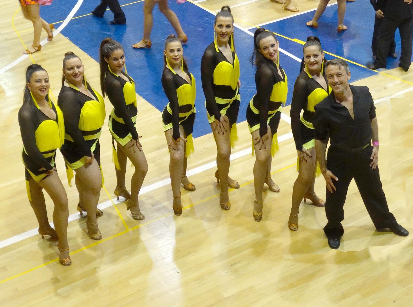Clases de Danza Coreográfica en Leganés - ESCUELA PASOS DE BAILE