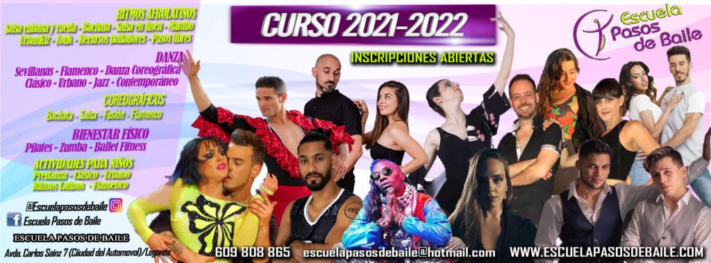 Nuevo curso 2021-2022